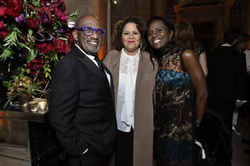 Al Roker Fourth Annual Berggruen Prize Gala Celebrates 2019 Laureate Supreme Court Justice Ruth Bader Ginsburg In New York City - Inside