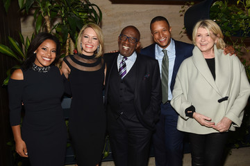 Al Roker Dylan Dreyer The Hollywood Reporter's Most Powerful People In Media 2018 - Inside