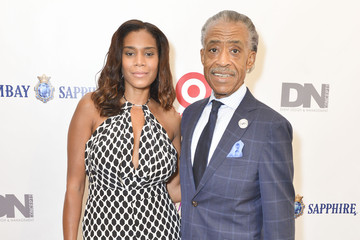 Al Sharpton Aisha McShaw Russell Simmons' Rush Philanthropic Arts Foundation:15th Annual ART FOR LIFE Benefit Sponsored By BOMBAY SAPPHIRE Gin