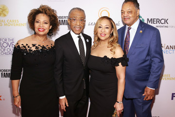 Al Sharpton Jesse Jackson National CARES Mentoring Movement 4th Annual For The Love Of Our Children Gala