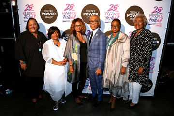 Al Sharpton Minyon Moore 2019 ESSENCE Festival Presented By Coca-Cola - Ernest N. Morial Convention Center - Day 1