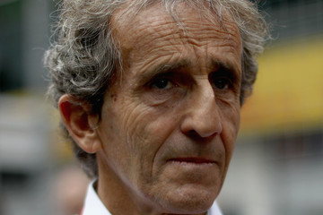 Alain Prost F1 Grand Prix of Austria