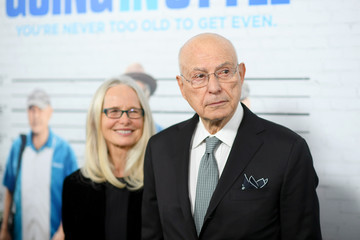 Alan Arkin 'Going in Style' New York Premiere - Inside Arrivals