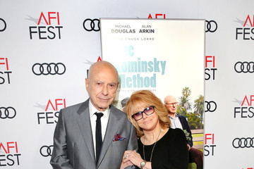 Alan Arkin Los Angeles Premiere Of 'The Kominsky Method' At AFI Fest At TCL Chinese Theater