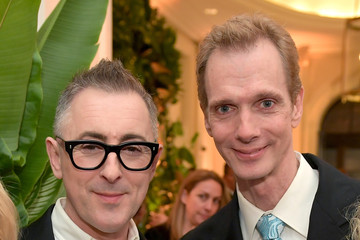 Alan Cumming The Hollywood Reporter 6th Annual Nominees Night - Inside