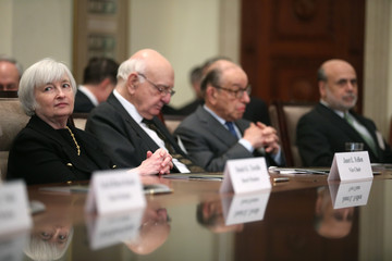 Alan Greenspan 100th Anniversary of Federal Reserve Act