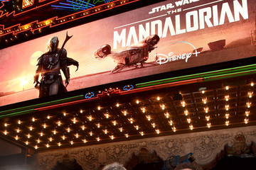Alan Horn Premiere And Q&A For 'The Mandalorian'