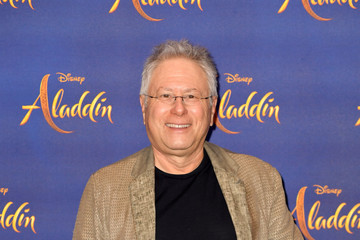 Alan Menken Photocall To Celebrate Release Of Disney's 'Aladdin'