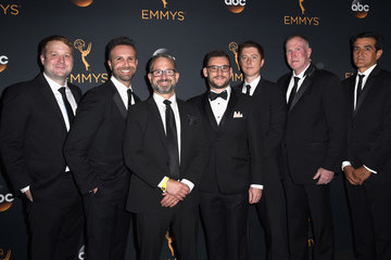 Alan Moore 68th Annual Primetime Emmy Awards - Executive Arrivals
