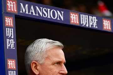 Alan Pardew Crystal Palace v Chelsea - Premier League