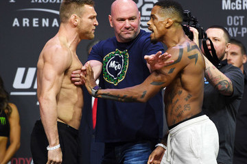 Alan Patrick Silva Alves UFC 229 Khabib vS. McGregor: Weigh-Ins
