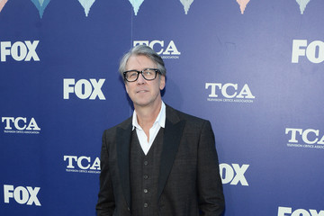 Alan Ruck FOX Summer TCA Press Tour - Arrivals