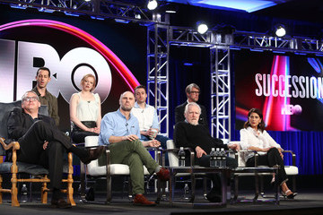 Alan Ruck Kieran Culkin 2018 Winter TCA Tour - Day 8