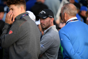 Alan Shearer British Masters - Day Two
