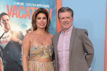 Alan Thicke Premiere of Warner Bros. 'Vacation' - Arrivals