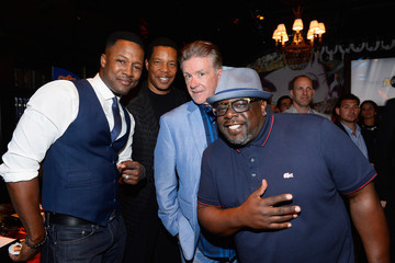 Alan Thicke Coach Woodson Las Vegas Invitational Red Carpet & Pairings Party At LAVO Restaurant & Nightclub