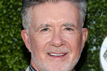 Alan Thicke CBS, CW, Showtime Summer TCA Party - Arrivals