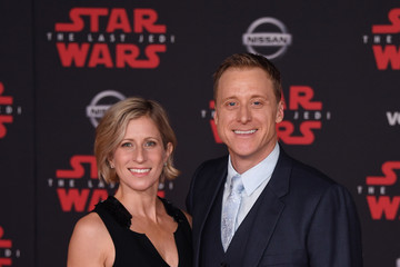 Alan Tudyk Premiere of Disney Pictures and Lucasfilm's 'Star Wars: The Last Jedi' - Arrivals