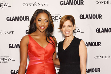 Alana Simmons 2015 Glamour Women of the Year Awards - Arrivals