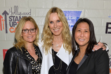 Alana Stewart Stars at the Hollywood Stands Up to Cancer Event