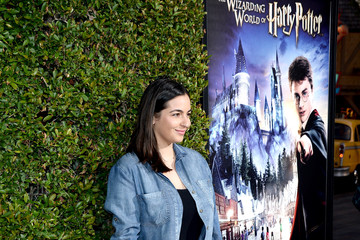 Alanna Masterson Universal Studios Hollywood Hosts the Opening of 'The Wizarding World of Harry Potter' - Arrivals