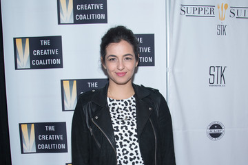 Alanna Masterson The Creative Coalition 2015 Benefit Dinner