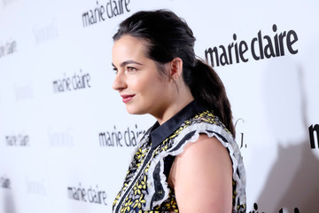 Alanna Masterson Marie Claire Hosts 'Fresh Faces' Party Celebrating May Issue Cover Stars - Red Carpet