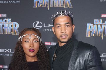 Alano Miller The Los Angeles World Premiere of Marvel Studios' 'Black Panther'