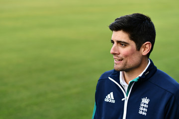Alastair Cook Alastair Cook Press Conference After Stepping Down As England Captain