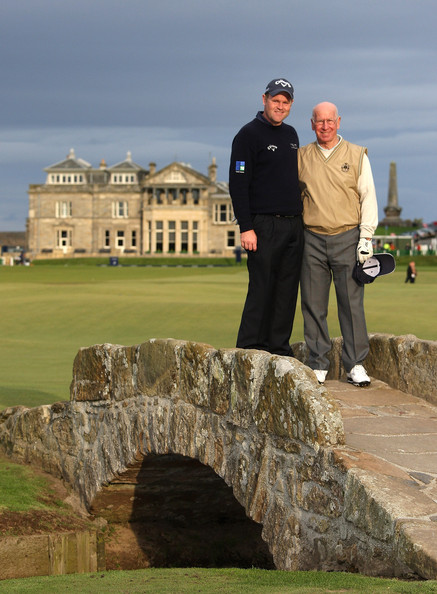 Alfred Dunhill Links Championship - Round One