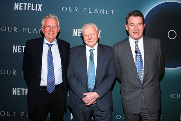 Alastair Fothergill 'Our Planet' Special Screening With Sir David Attenborough