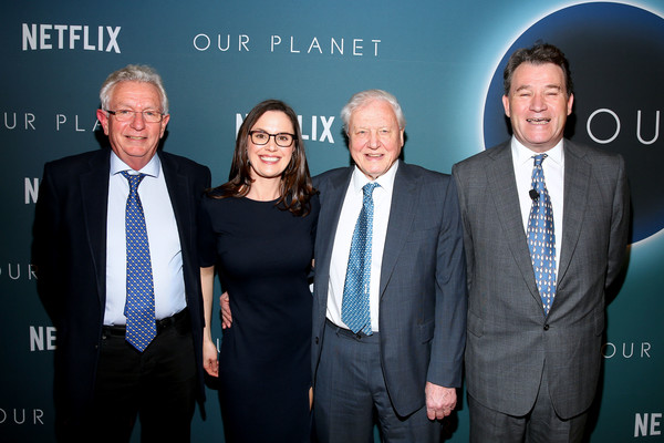 'Our Planet' Special Screening With Sir David Attenborough