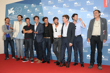 "Albano Jeronimo ""Lines Of Wellington"" Photocall - The 69th Venice Film Festival"