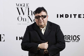 Alber Elbaz 'Vogue Who's on Next' Party in Madrid