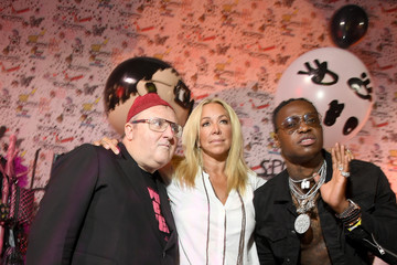 Alber Elbaz Alber Elbaz X LeSportsac New York Fashion Week Party