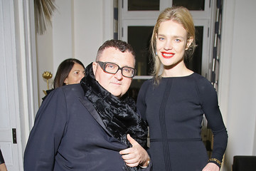Alber Elbaz Dasha Zhukova's WSJ. Magazine Cover Celebrated