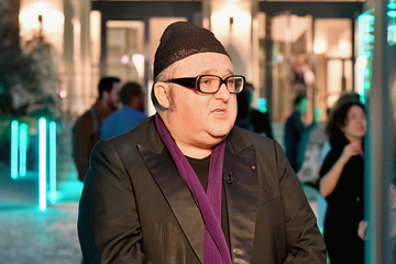 Alber Elbaz Fashion Tech Lab Launch Event Hosted By Miroslova Duma and Stella McCartney - PFW Spring And Summer 2018