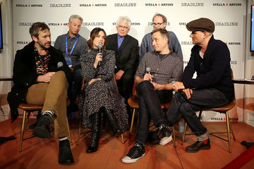 Albert Berger Stella Artois & Deadline Sundance Series at Cafe Artois: 'Juliet, Naked' - 2018 Park City