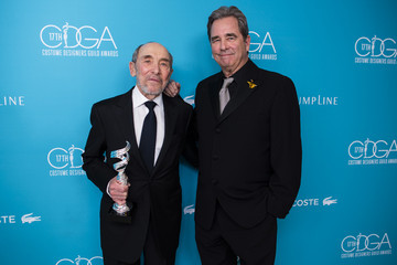 Albert Wolsky 17th Costume Designers Guild Awards With Presenting Sponsor Lacoste - Green Room