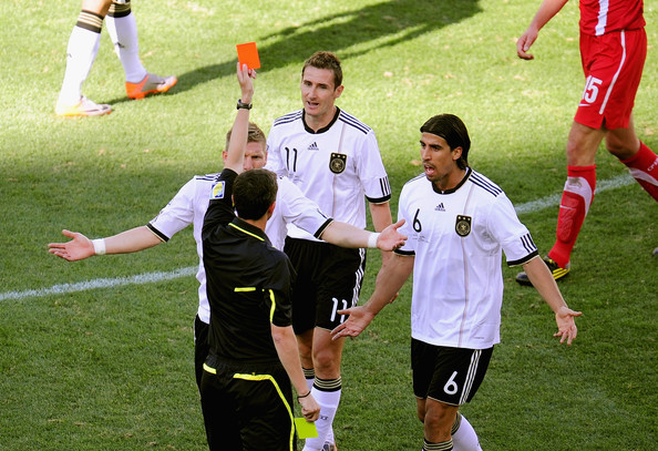 Germany v Serbia: Group D - 2010 FIFA World Cup