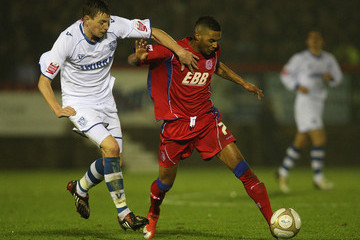 Louie Soares Aldershot Town v Tranmere Rovers - FA Cup 2nd Round Replay