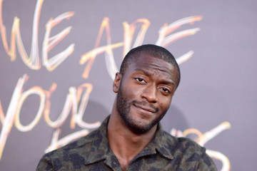 Aldis Hodge Stars Arrive to the Premiere of Warner Bros. Pictures' 'We Are Your Friends'
