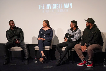 Aldis Hodge The Invisible Man Special Screening With Aldis Hodge And Storm Reid