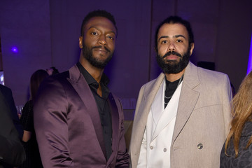 Aldis Hodge IFP's 29th Annual Gotham Independent Film Awards - Cocktails