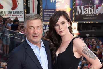Alec Baldwin 'Mission: Impossible - Rogue Nation' NYC Premiere