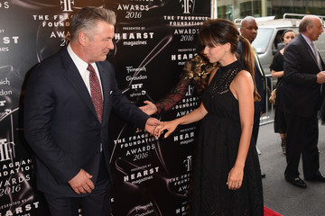 Alec Baldwin 2016 Fragrance Foundation Awards Presented by Hearst Magazines - Arrivals