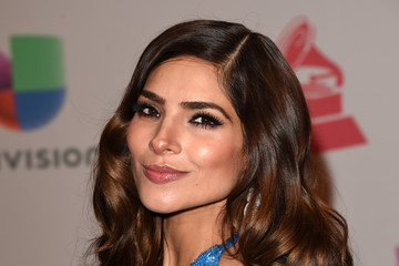 Alejandra Espinoza Green Carpet Arrivals at the Latin Grammy Awards  — Part 2