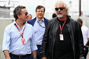 Alejandro Agag F1 Grand Prix Of Monaco