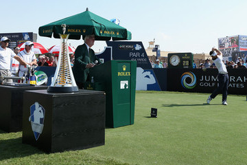 Alejandro Canizare DP World Tour Championship - Day Three