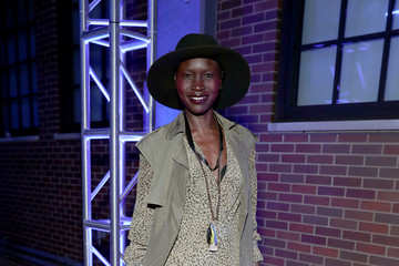 Alek Wek rag & bone Celebrates The New York Screening Of 'Time Of Day'